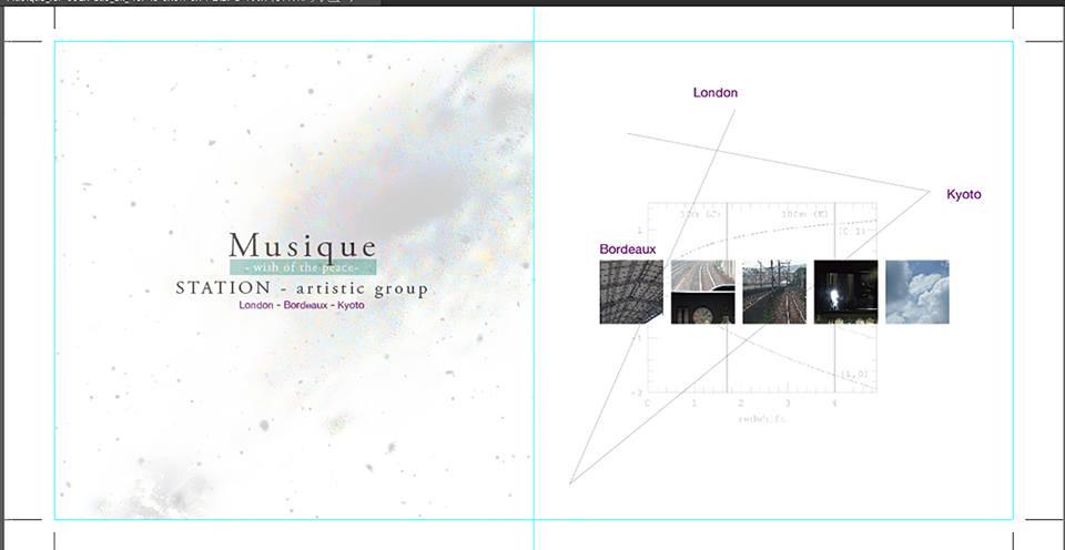 Graphic composition by Nico Kayoko Nisikawa