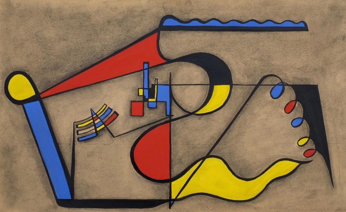 Klee #1 - dessin A4