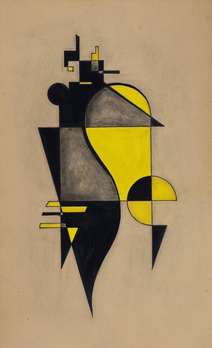 Klee #2 - dessin A4