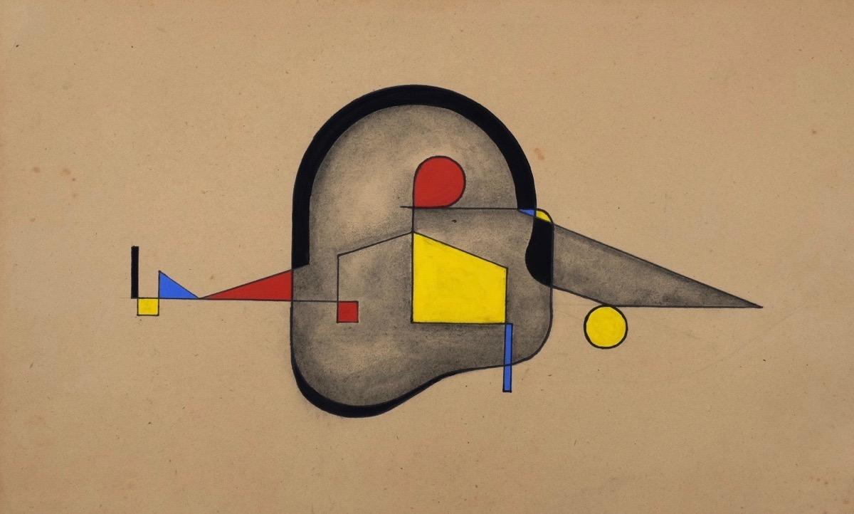 Klee #3 - dessin A4