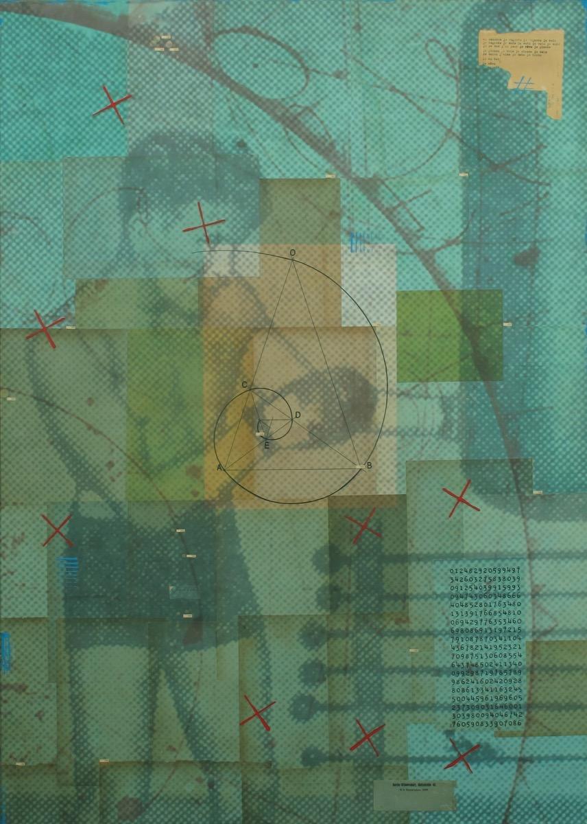 Boxe - 116 cm x 81 cm - 2013