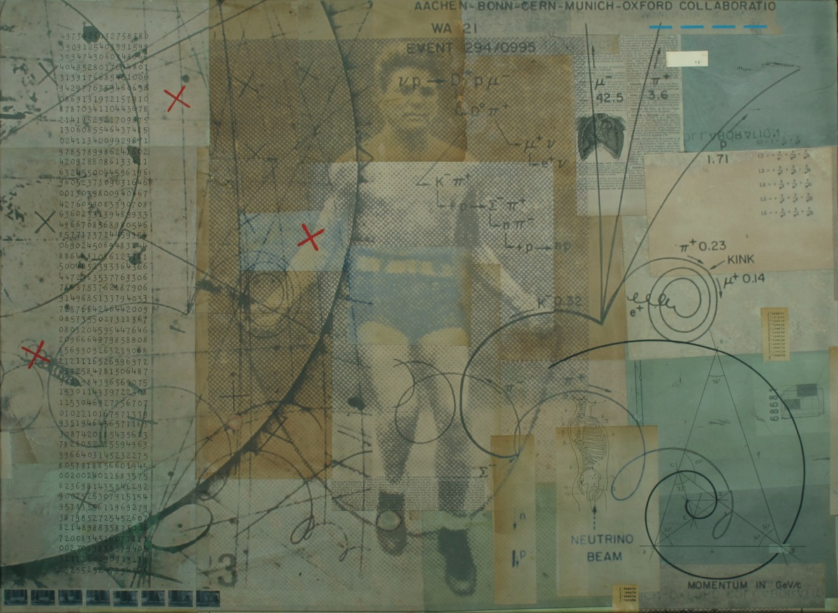 Le soin - 73 cm x 100 cm - 2013