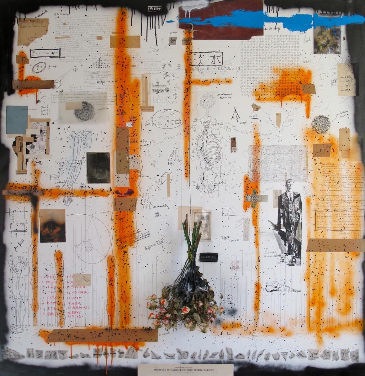 Mémoire - 140 cm x 145 cm