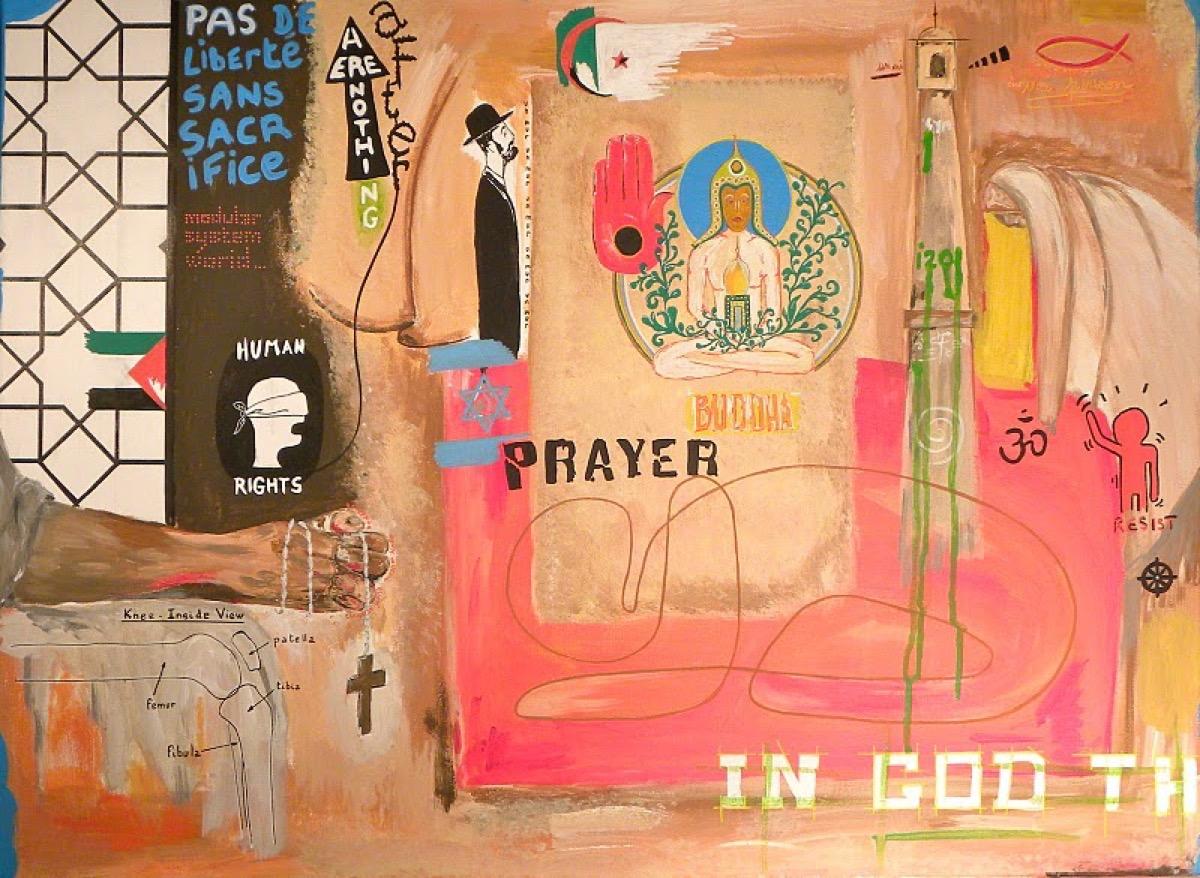 Prayer - Frère armelle