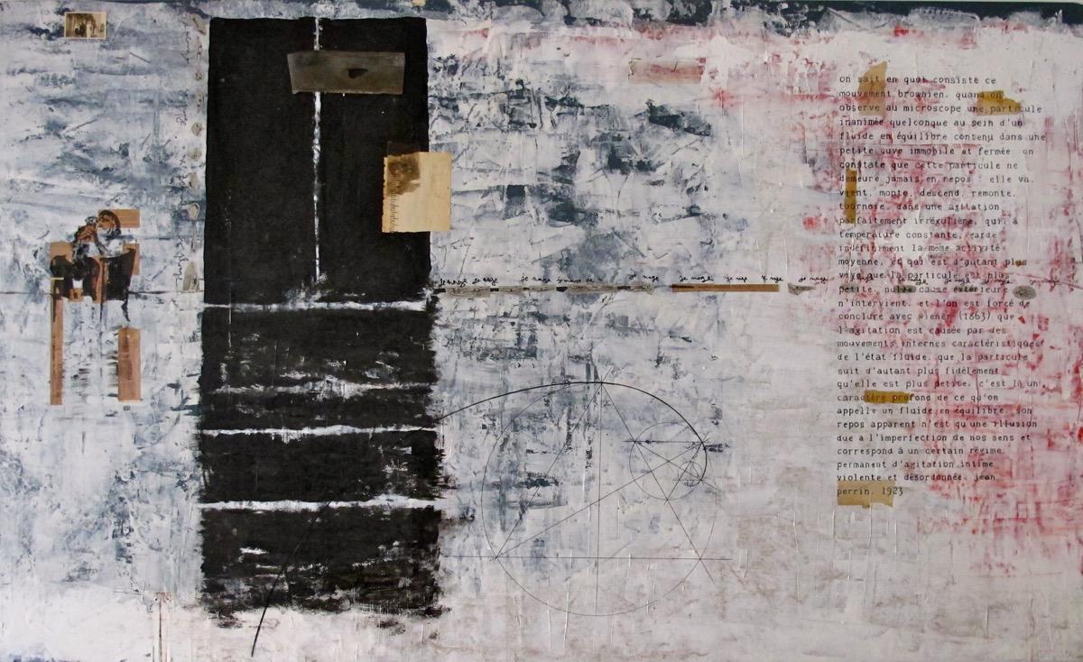 The dancer – 145 cm x 235 cm