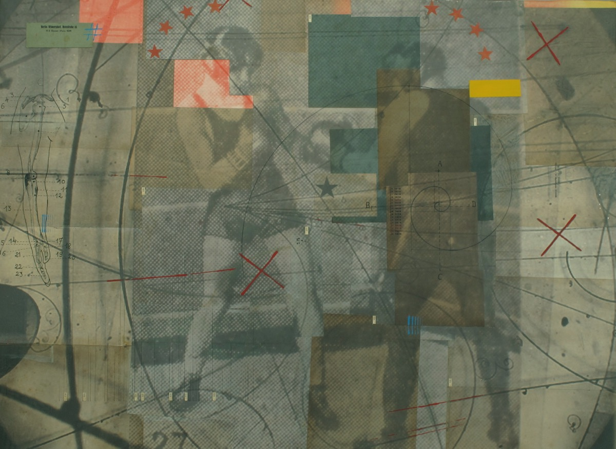 Trouble with classicists - 73 cm x 100 cm - 2013