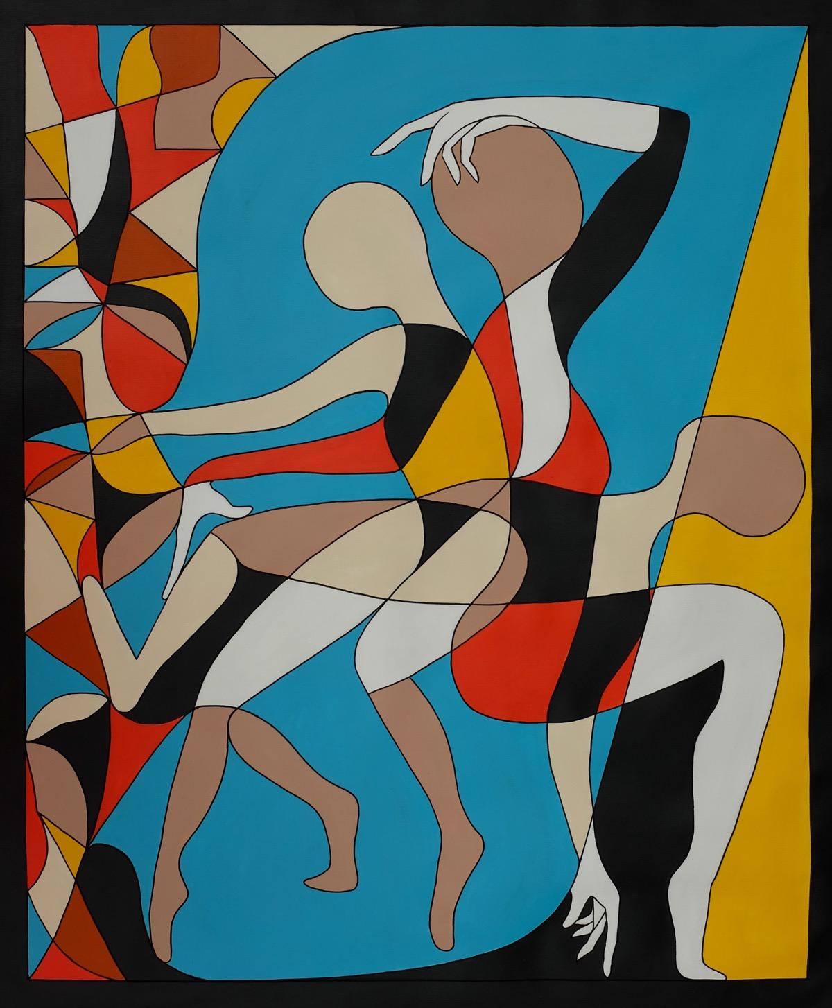 Equilibrium - 84 cm x 103 cm